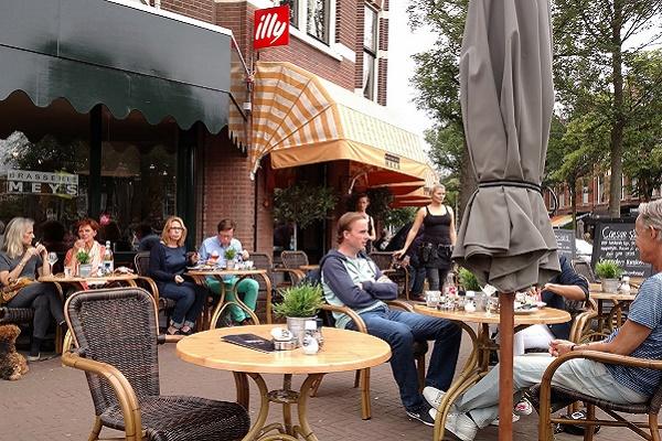 Terras Meys den Haag